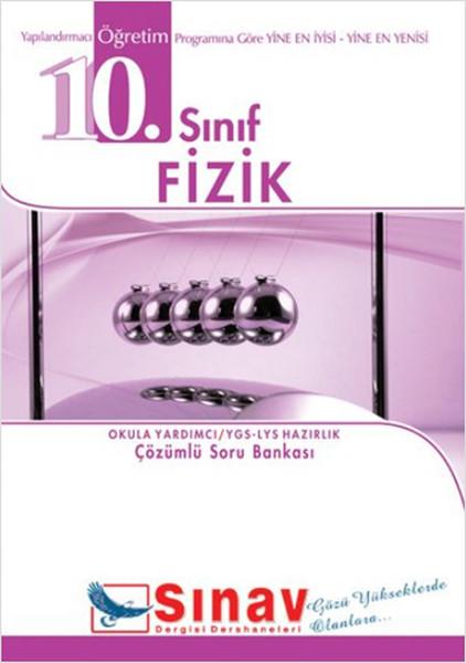 10. Sınıf Fizik Örnek Test Çözümlü Soru Bankası.pdf
