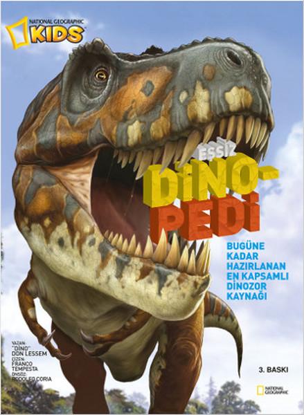National Geographic Kids - Eşsiz Dinopedi.pdf