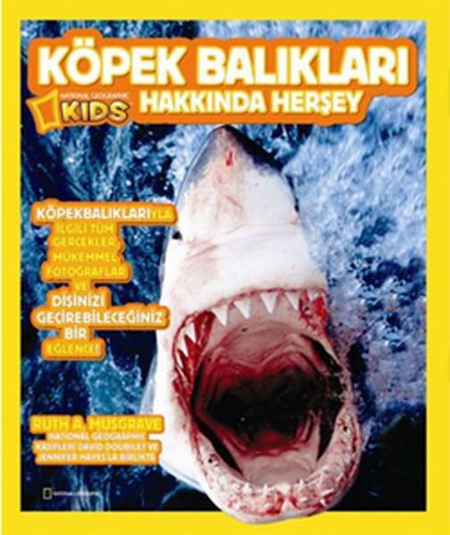 National Geographic Kids - Köpek Balıkları Hakkında Herşey.pdf