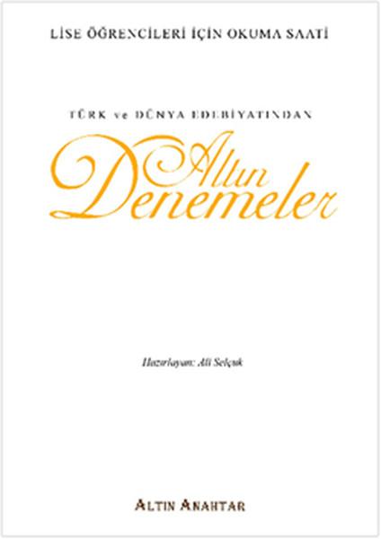Türk ve Dünya Edebiyatından Altın Denemeler.pdf