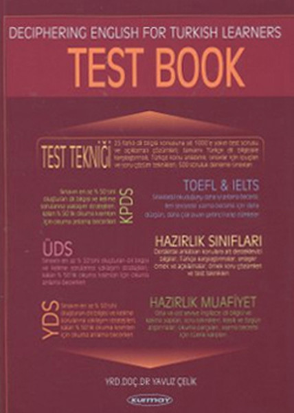 Test Book - Deciphering English For Turkish Learners.pdf