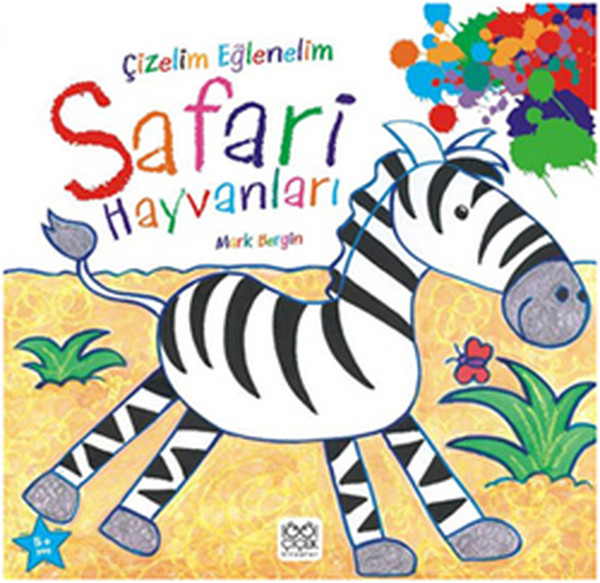 Çizelim Eğlenelim Safari Hayvanları.pdf