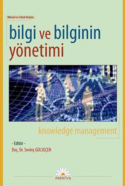Bilgi ve Bilginin Yönetimi.pdf