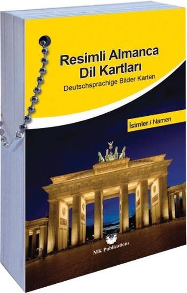 Resimli Almanca Dil Kartları: İsimler.pdf