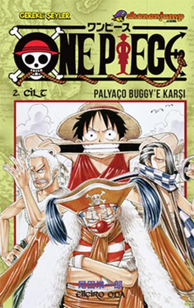 One Piece 2. Cilt - Palyaço Buggye Karşı.pdf