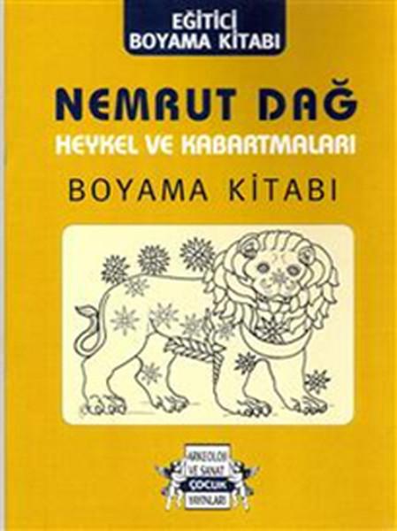 Nemrut Dağ Heykel ve Kabartmaları Boyama Kitabı.pdf