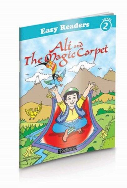 Ali and the Magic Carpet Level 2