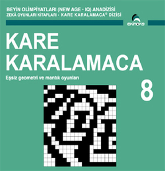 Kare Karalamaca 8
