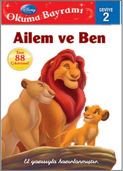 Okuma Bayramı Seviye 2 - Ailem ve Ben Aslan Kral.pdf