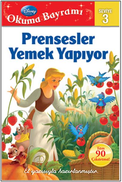Okuma Bayramı Seviye 3 - Prensesler Yemek Yapıyor.pdf