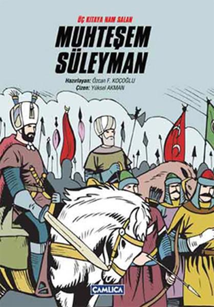Üç Kıtaya Nam Salan Muhteşem Süleyman.pdf