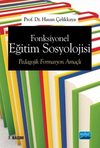Fonksiyonel Eğitim Sosyolojisi Pedagojik Formasyon Amaçlı