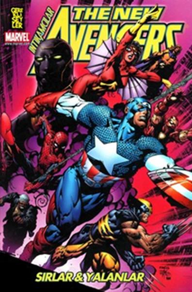 The New Avengers İntikamcılar Sayı: 3 Sırlar ve Yalanlar.pdf