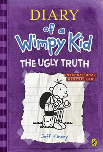 Diary of a Wimpy Kid: The Ugly Truth.pdf