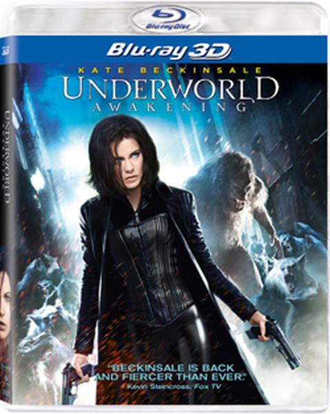 Underworld Awakening 3d Karanlıklar ülkesi Uyanış 3 Boyutlu