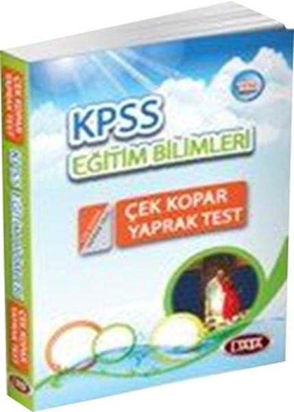 Data KPSS Eğtim Bilimleri Yaprak Test 2012.pdf