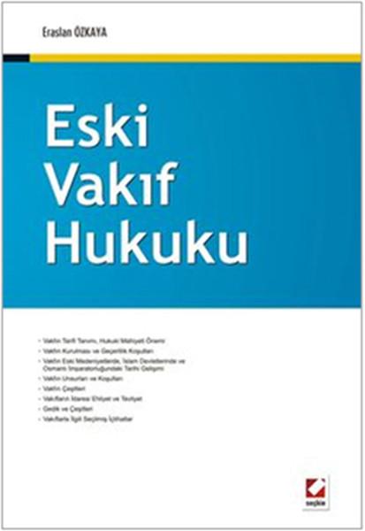 Eski Vakıf Hukuku.pdf