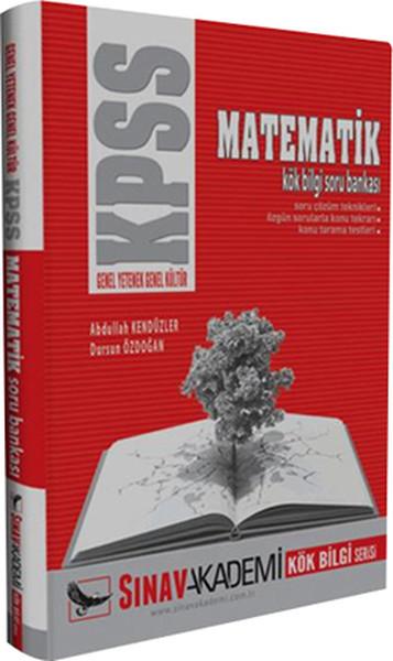 Matematik Kök Bilgisi Soru Bankası Genel Kültür Genel Yetenek.pdf