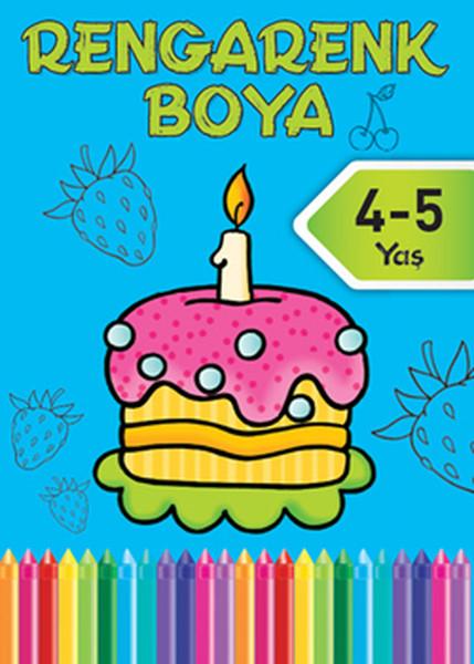 Rengarenk Boya 4-5 Yaş Mavi Kitap.pdf