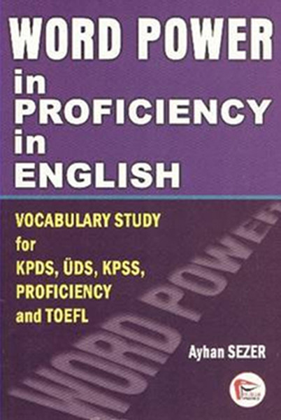 Word Power For Proficiency In English.pdf