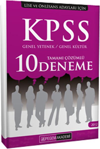 Kpss Genel Yetenek Genel Kültür Tamamı Çözümlü 10 Deneme.pdf