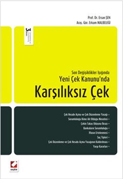 Son Değişiklikler Işınğında Yeni Çek Kanununda Karşılıksız Çek.pdf