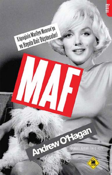 MAF Köpeğinin Marlyn Monroeya  ve Hayata Dair Düşünceleri.pdf