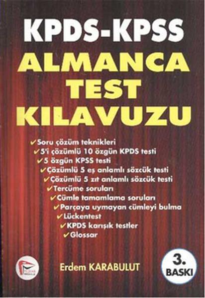 Kpds - Kpss Almanca Test Kılavuzu.pdf
