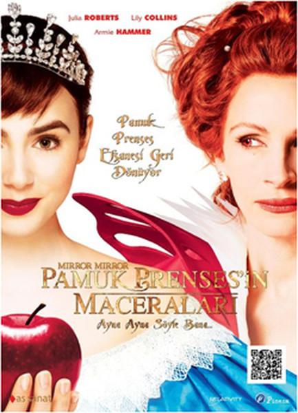 Mirror Mirror - Pamuk Prenses`in Maceraları