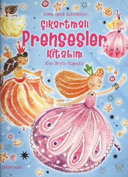 Çıkartmalı Prensesler Kitabım.pdf