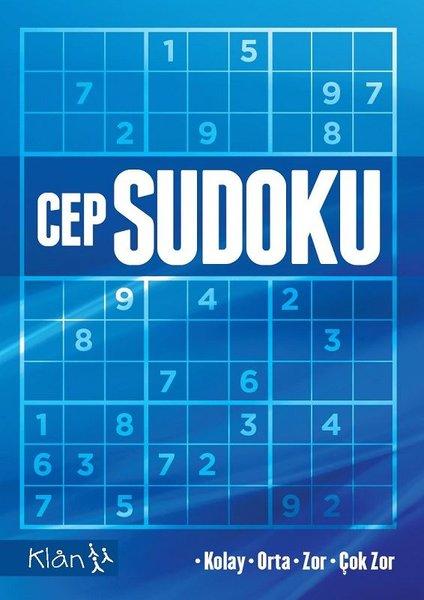 Cep Sudoku (Kolay Orta Zor Çok Zor).pdf