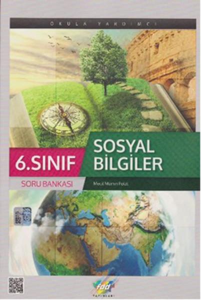 FDD 6. Sınıf Sosyal Bilgiler Soru Bankası.pdf