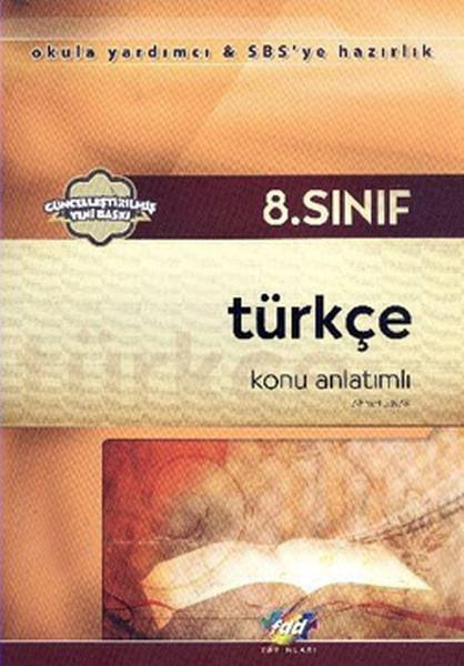 8. Sınıf Türkçe Konu Anlatımlı.pdf