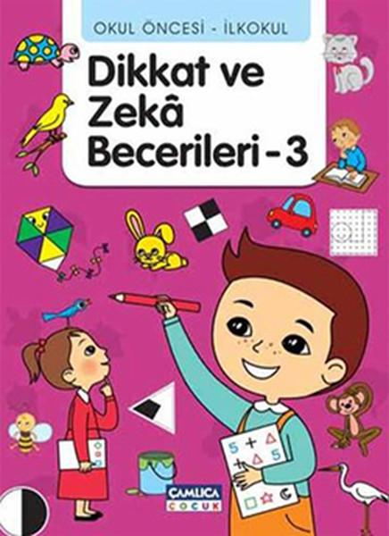 Dikkat ve Zeka Becerileri - 3.pdf