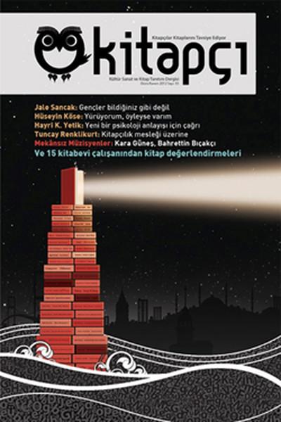 Kitapçı - Kültür Sanat ve Kitap Tanıtım Dergisi (Ekim - Kasım 2012) Sayı:3.pdf