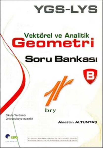 YGS-LYS Vektör ve Analitik Geometri B - Soru Bankası.pdf