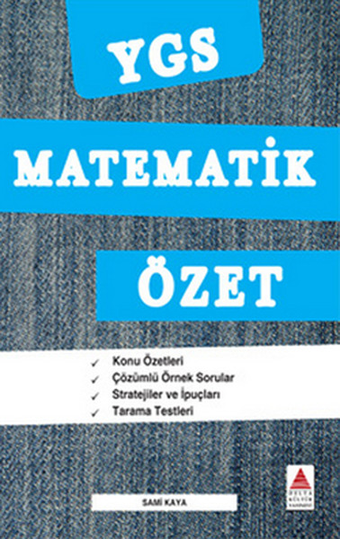 Delta YGS Matematik Özet.pdf