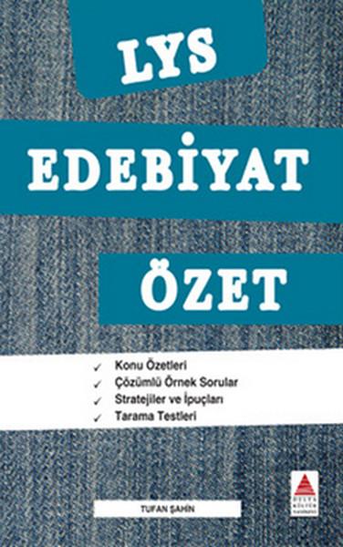 Delta LYS Edebiyat Özet.pdf