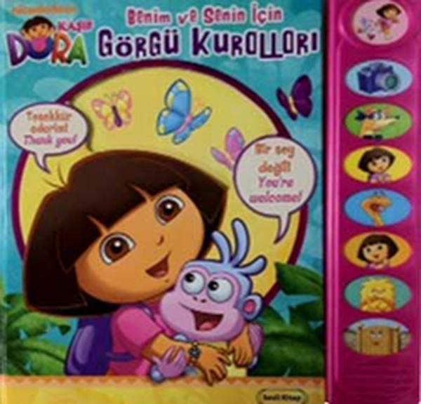Kaşif Dora Benim ve Senin İçin Görgü Kuralları.pdf