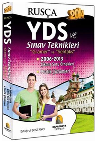 Kapadokya Rusça YDS ve Sınav Teknikleri (Gramer ve Sentaks) 2014.pdf