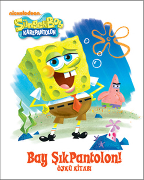 Süngerbob Karepantolon Bay Şık Pantolon Öykü Kitabı.pdf