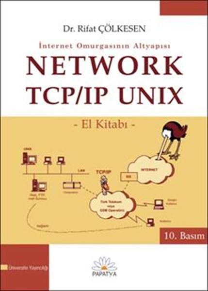 Network TCP/IP UNIX El Kitabı.pdf