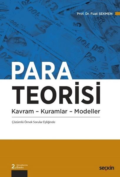 Para Teorisi - Kavram - Kuramlar - Modeller.pdf