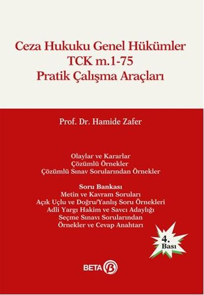 Ceza Hukuku Genel Hükümler TCK m.1-75 Pratik Çalışma Araçları.pdf