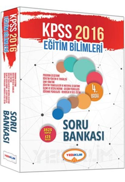 Yediiklim KPSS Eğitim Bilimleri Soru Bankası 2016.pdf