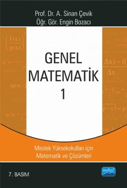 Genel Matematik 1.pdf