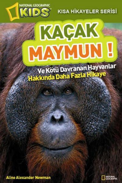 National Geographic Kids - Kısa Hikayeler Serisi Kaçak Maymun!.pdf