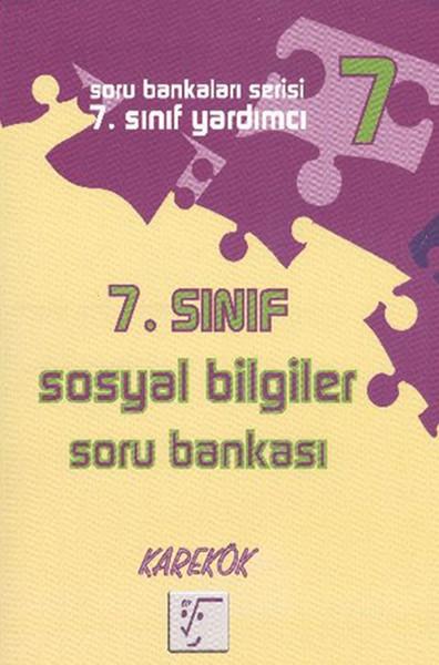 Karekök 7. Sınıf Sosyal Bilgiler Soru Bankası.pdf