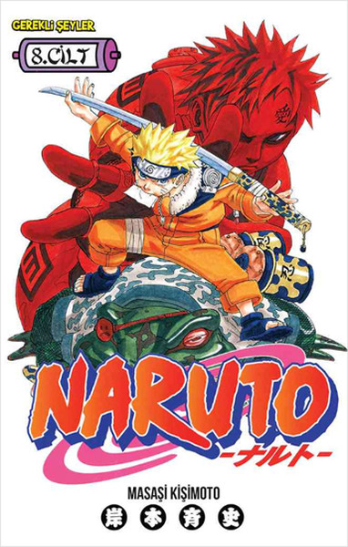 Naruto 8. Cilt - Canı Pahasına Savaşmak!.pdf