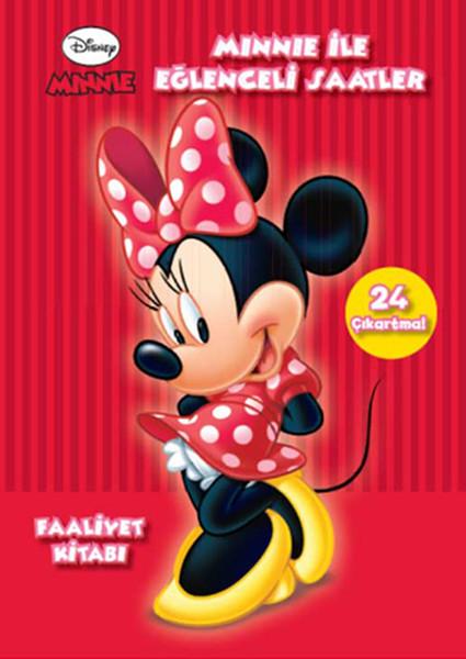 Minnie ile Eğlenceli Saatler Faaliyet Kitabı.pdf